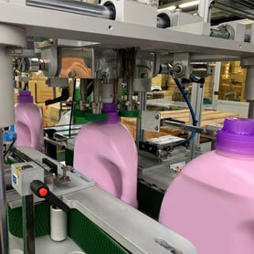 Detergent Capping Machines