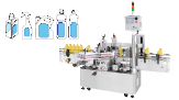 KWT-620 Front and Back Labeling Equipment