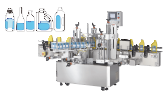 KWT-620-R Wrap-around Front and Back Labelers