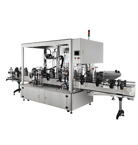 One Head Auto Capping Machine - KWT-150-180