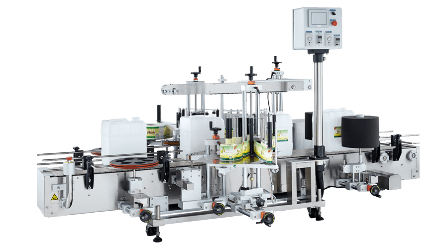 KWT-620E | Double Side Labeling Machines